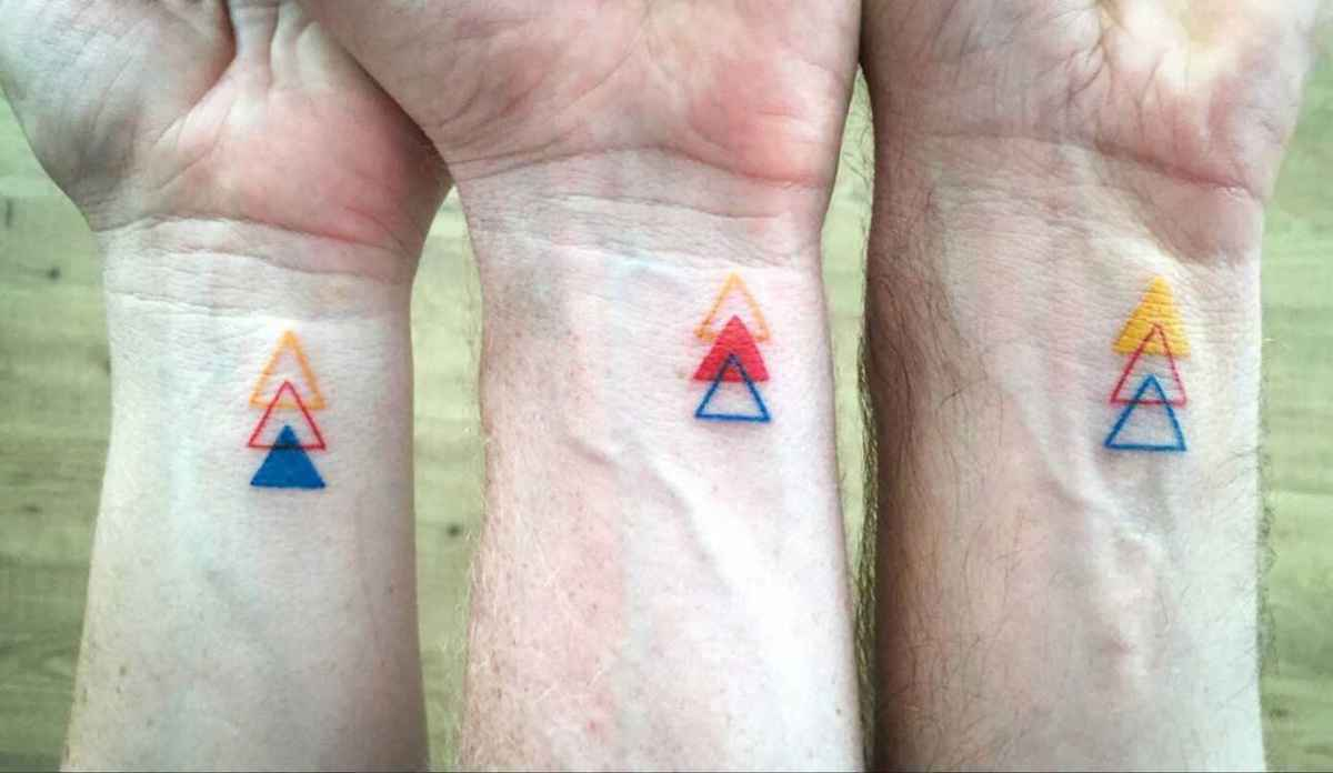 20 Awesome Small Best Friend Tattoo Designs Ideas