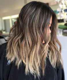 20 Beautiful Brunette Balayage Hair Color Ideas