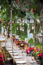 21 Rustic Wedding Suspended Flowers Decor Ideas