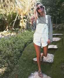 22 Trendy Overalls Outfits For Summer