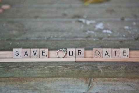 22 Unique Save The Date Ideas