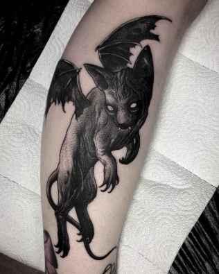 23 Unique Bat Tattoo Designs Ideas