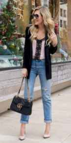 23 Ways To Style with Your Boyfriend Jeans