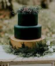24 Green Wedding Cake Inspiration with Classy Design