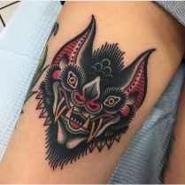 27 Unique Bat Tattoo Designs Ideas