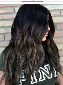 33 Beautiful Brunette Balayage Hair Color Ideas