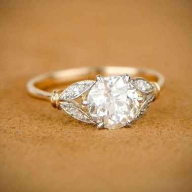 34 Simple Engangement Ring for Every Kind Women