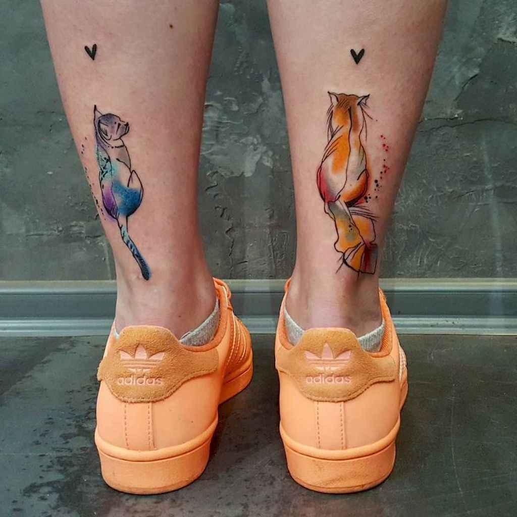 36 Most Beautiful Watercolor Tattoos Art Ideas