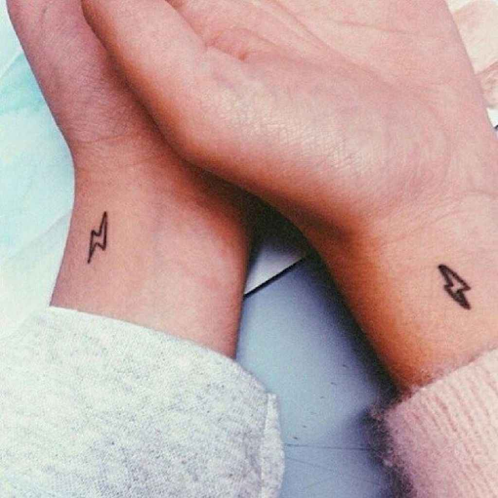 42 Awesome Small Best Friend Tattoo Designs Ideas