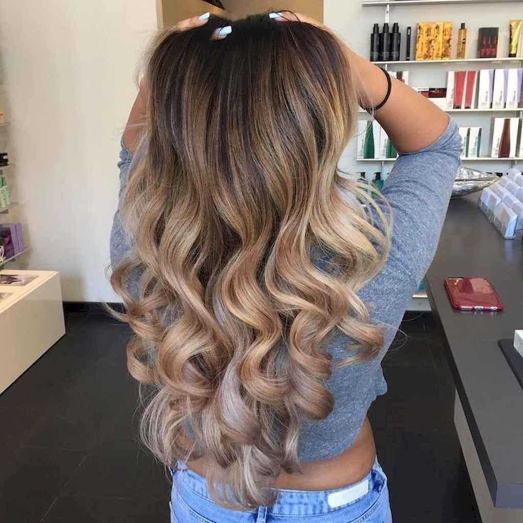 42 Beautiful Brunette Balayage Hair Color Ideas