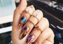 47 New Acrylic Nail Designs Ideas to Try This Year