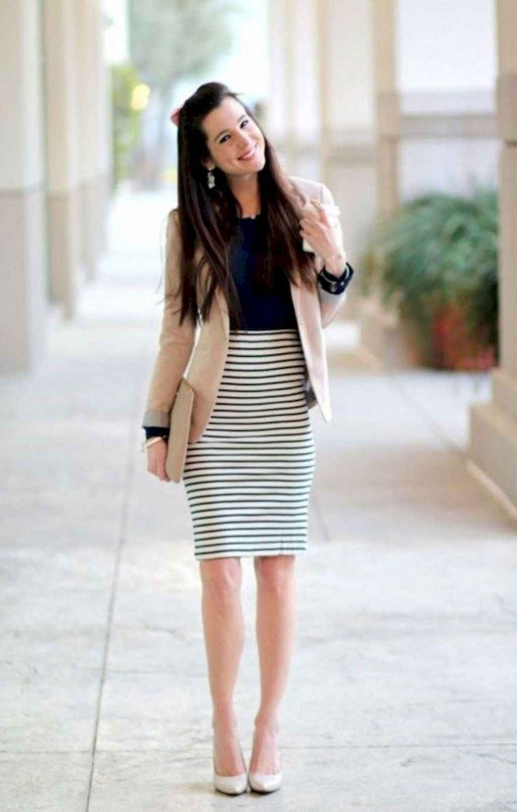 ad9bc766d36 53 Professional Work Outfits Ideas for Women to Try .