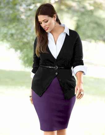 52 Professional Work Outfits Ideas for Women to Try
