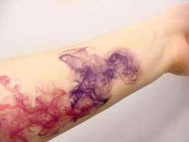 59 Most Beautiful Watercolor Tattoos Art Ideas