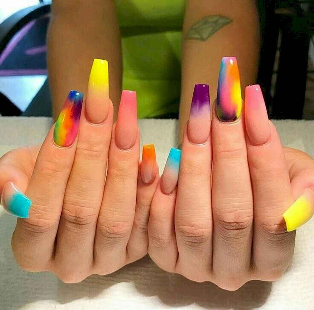 66 New Acrylic Nail Designs Ideas to Try This Year - Bellestilo.com