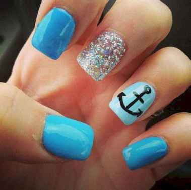 07 Special Summer Beach Nails Designs for Exceptional Look