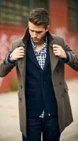 08 Dashing Winter Fashion Outfits Ideas For Men