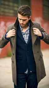 08 Dashing Winter Fashion Outfits Ideas For Men