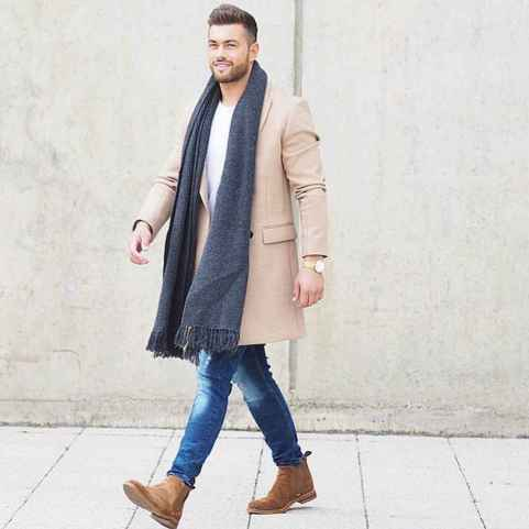 12 Dashing Winter Fashion Outfits Ideas For Men