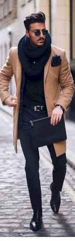 13 Dashing Winter Fashion Outfits Ideas For Men