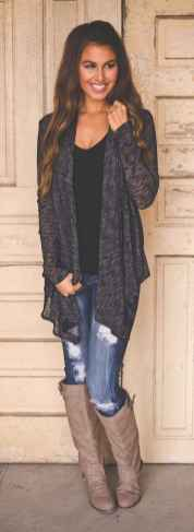 20 Beautiful Fall Outfits Ideas With Cardigan