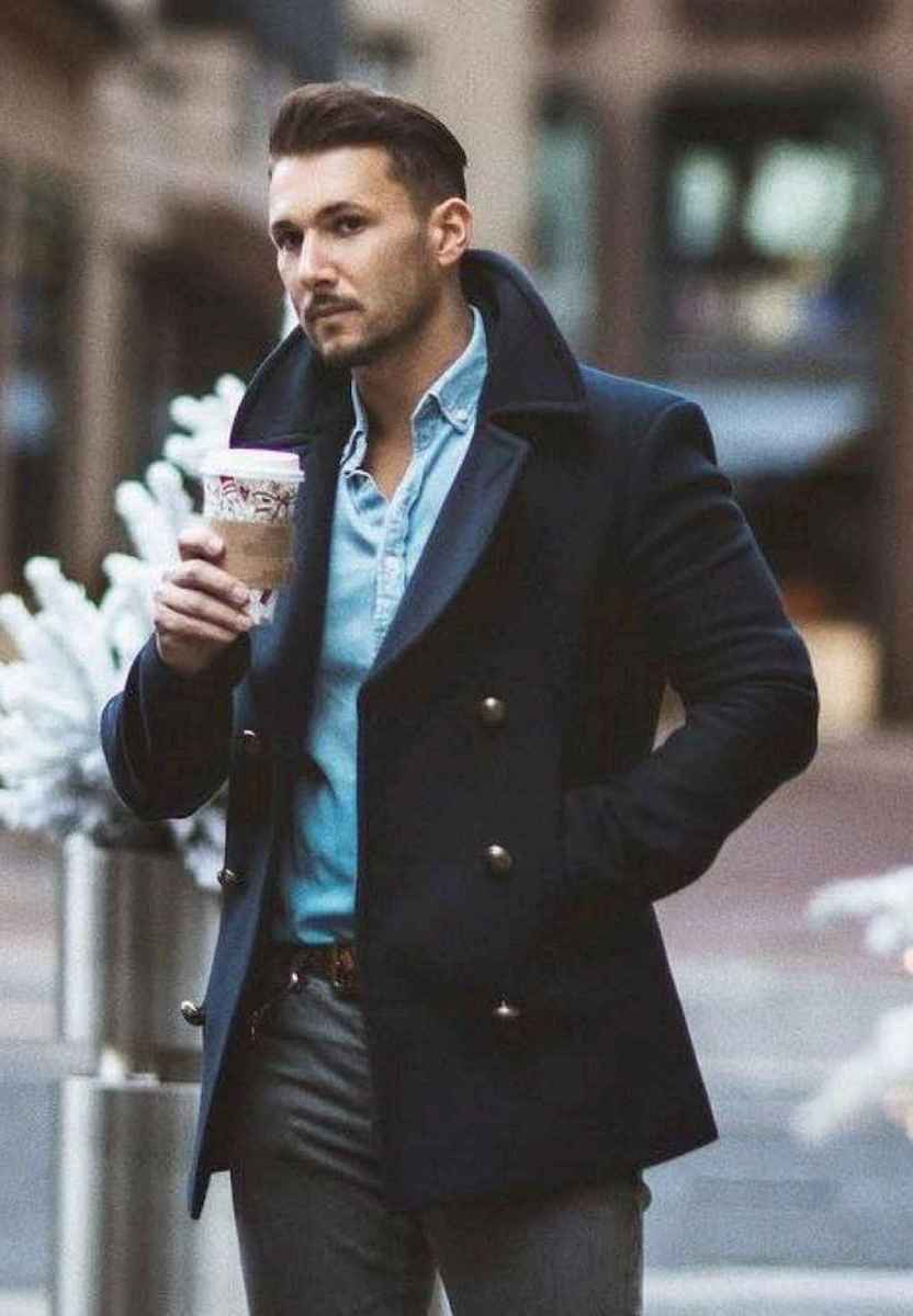 21 Dashing Winter Fashion Outfits Ideas For Men