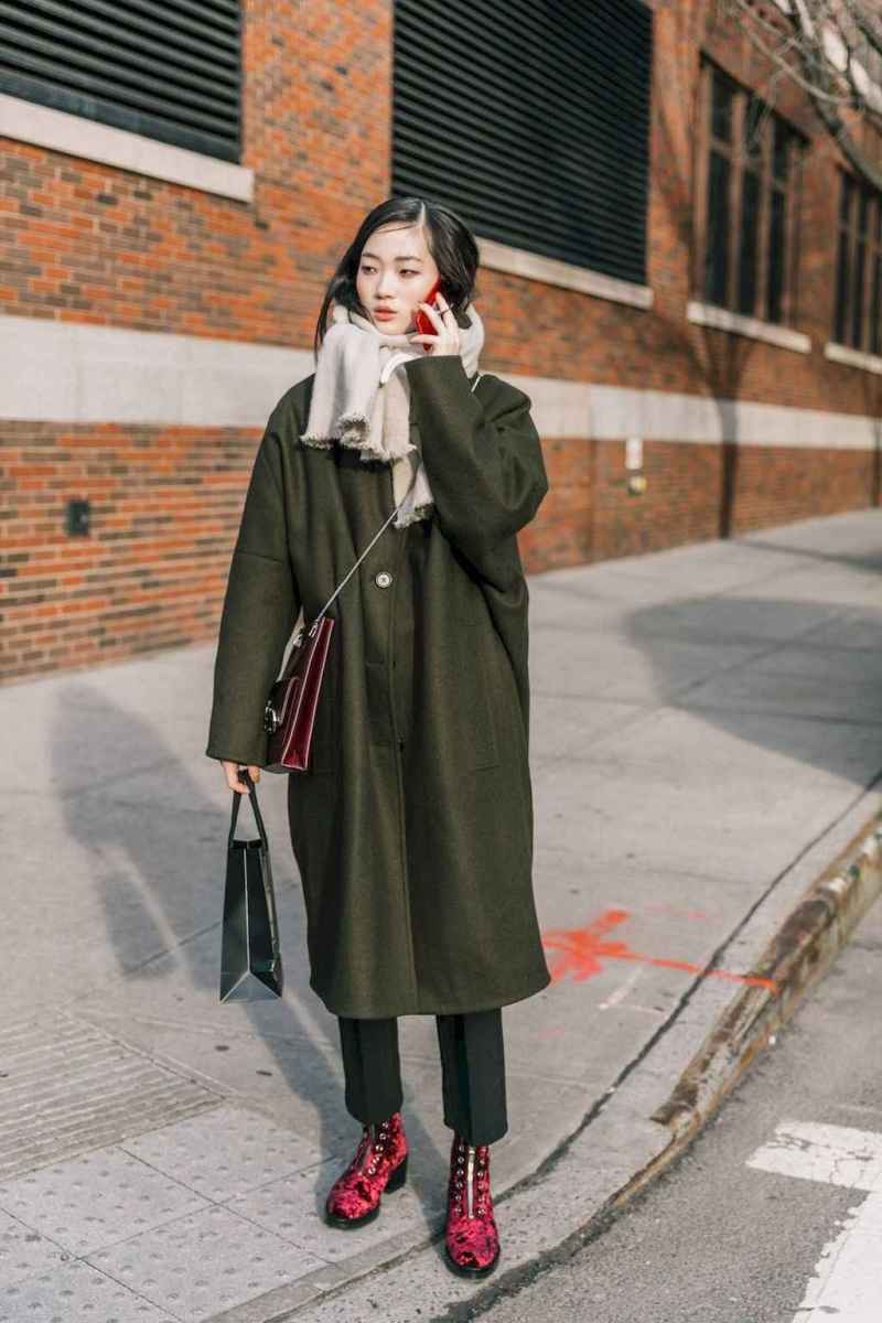 24 Cool Way to Wear Street Style for Women