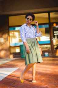 28 Elegant Work Outfits with Flats Every Woman Should Own