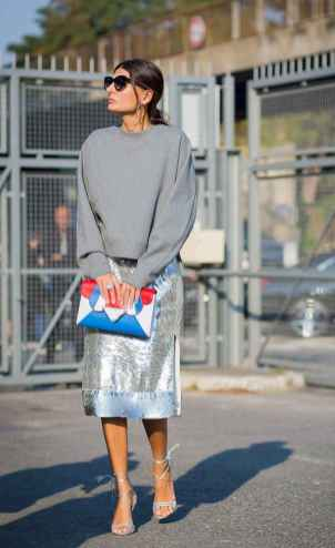 34 Trending and Popular Skirt Outfit Ideas
