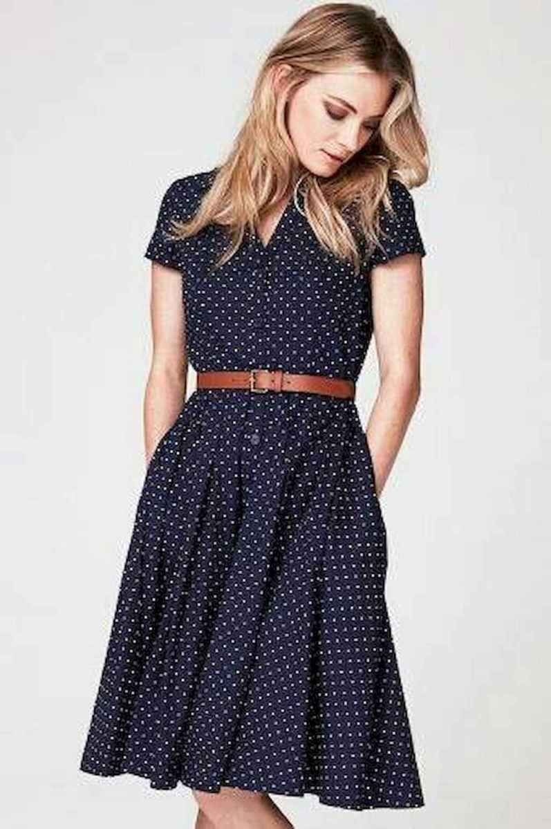 02 Trendy Business Casual Dress for Ladies