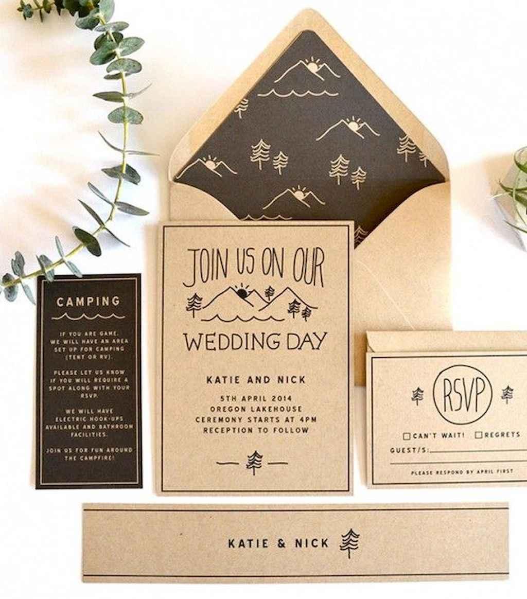 03 Simple Inexpensive Wedding Invitations Ideas