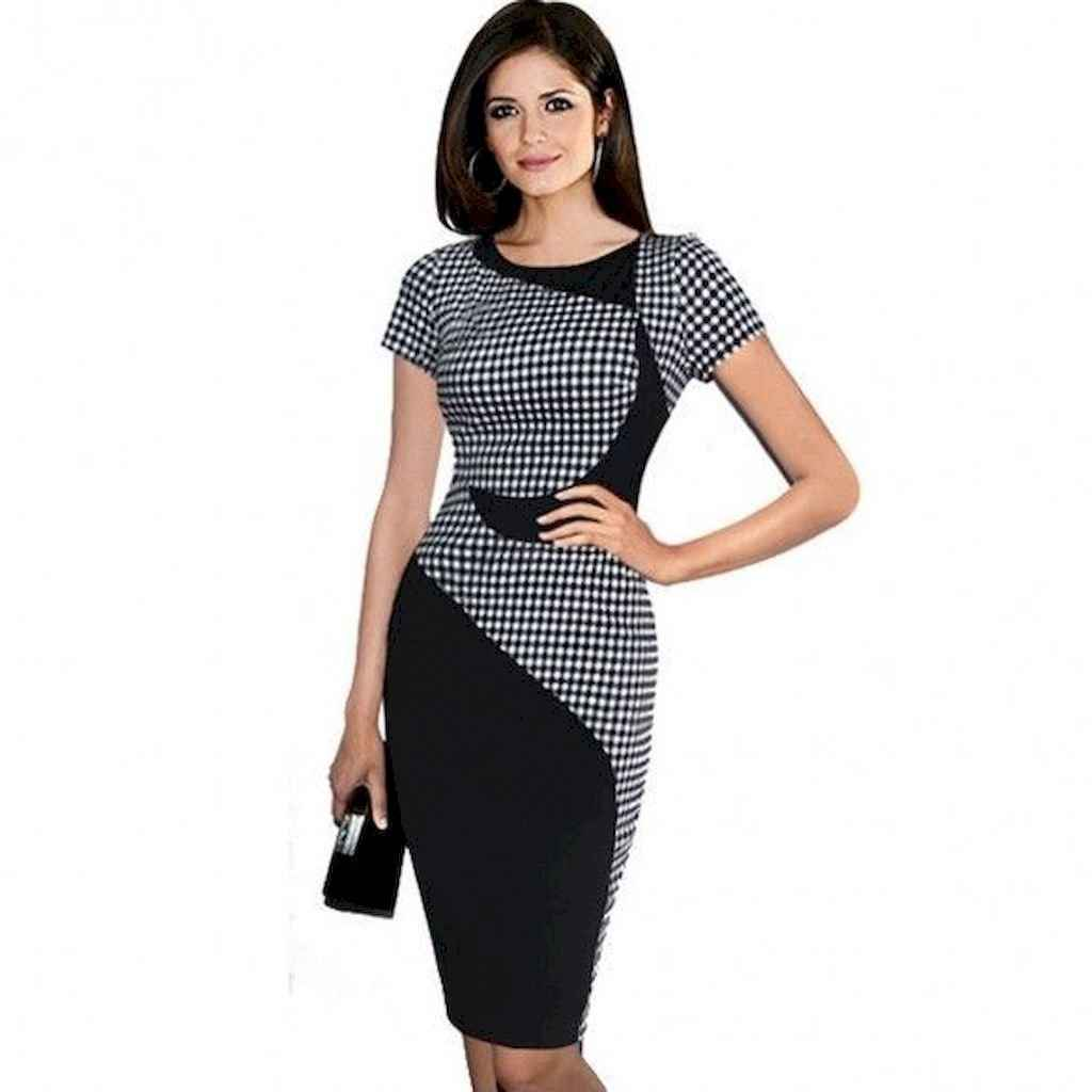03 Trendy Business Casual Dress for Ladies