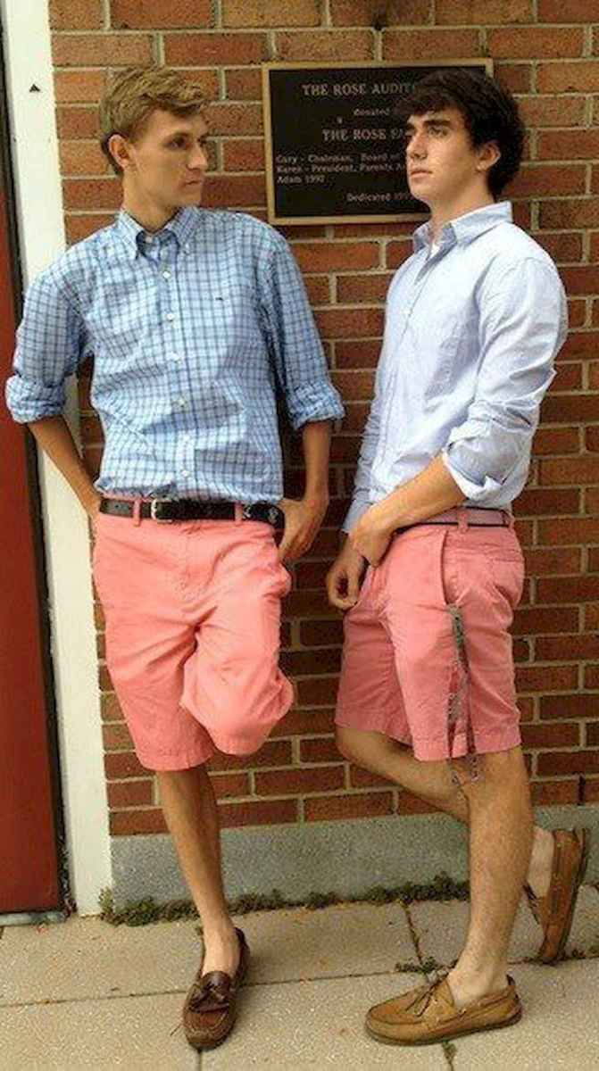 06 Awesome Mens Preppy Style Ideas for Summer
