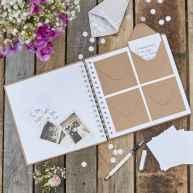 06 Memorable Bridal Shower Photo Book Ideas