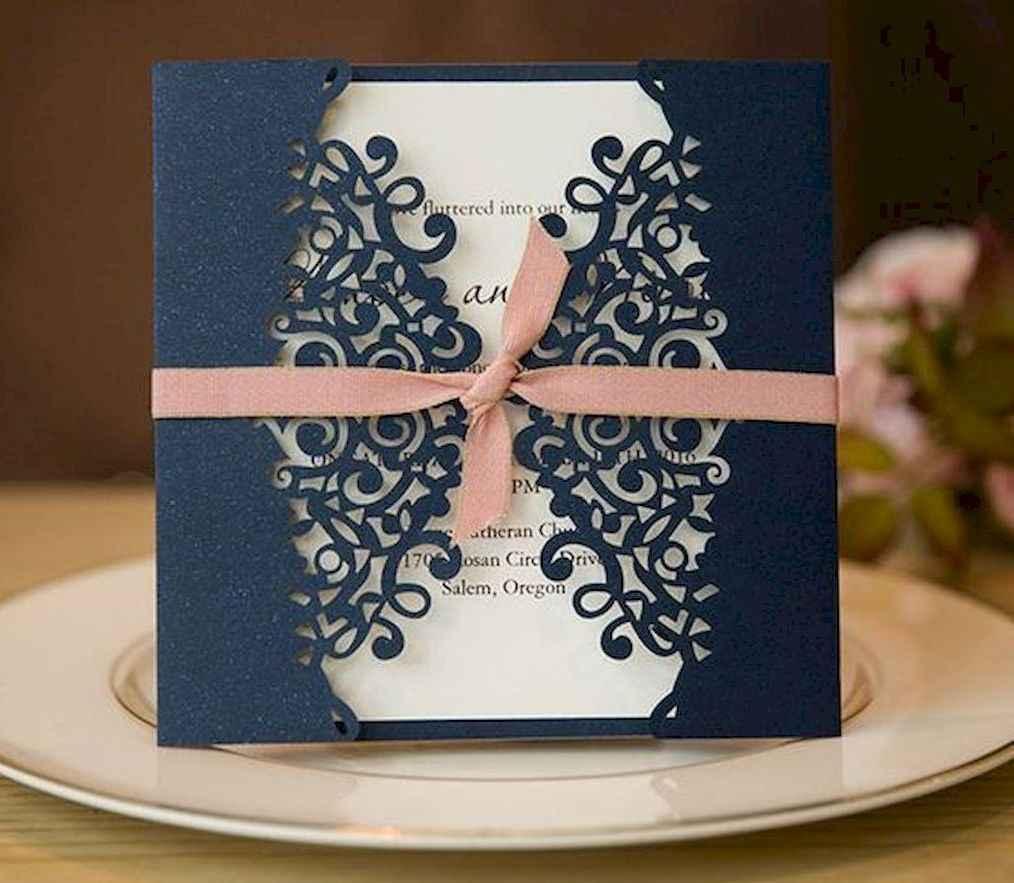 07 Elegant Christmas Wedding Invitations Ideas