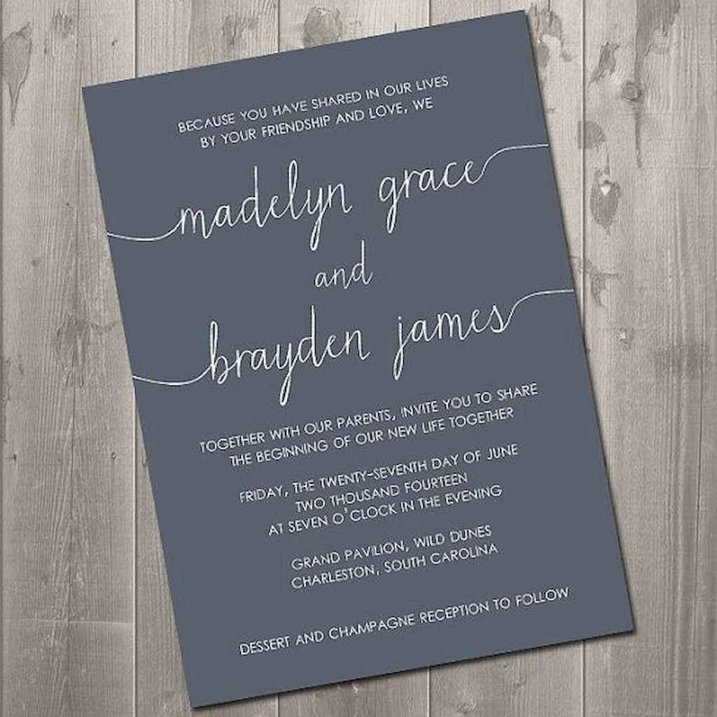 09 Simple Inexpensive Wedding Invitations Ideas