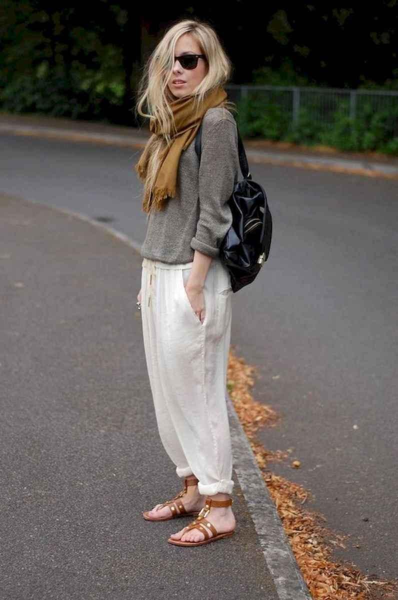 11 Elegant Beige Linen Pants Outfit Ideas
