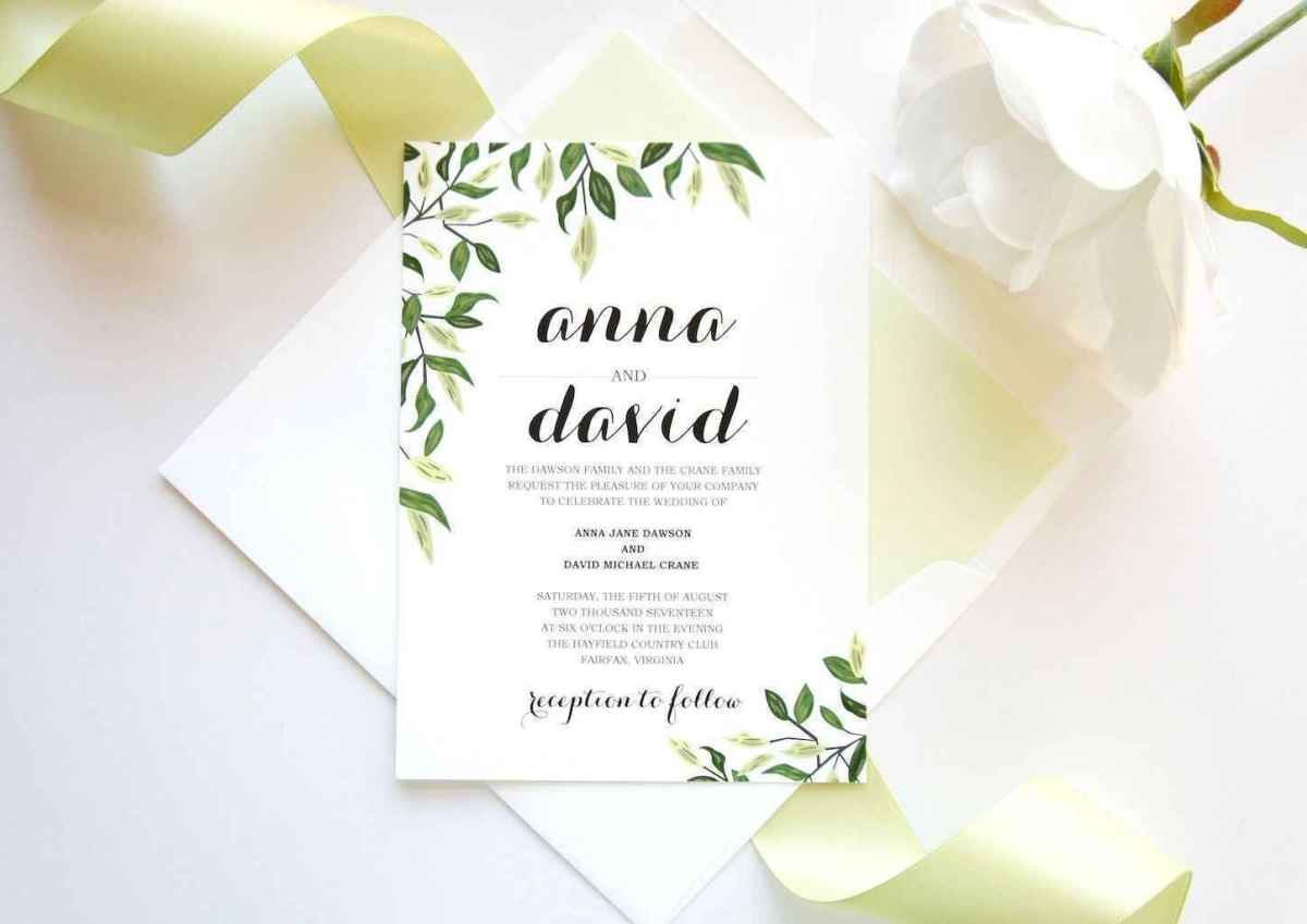 11 Inexpensive Engagement Party Invitations Ideas