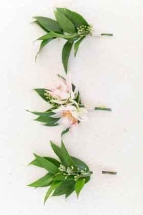 12 Romantic Tropical Wedding Ideas Reception Centerpiece