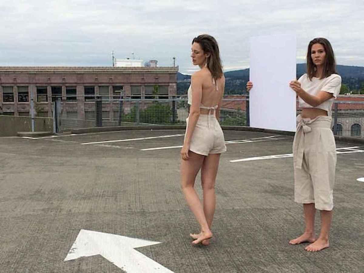 14 Elegant Beige Linen Pants Outfit Ideas