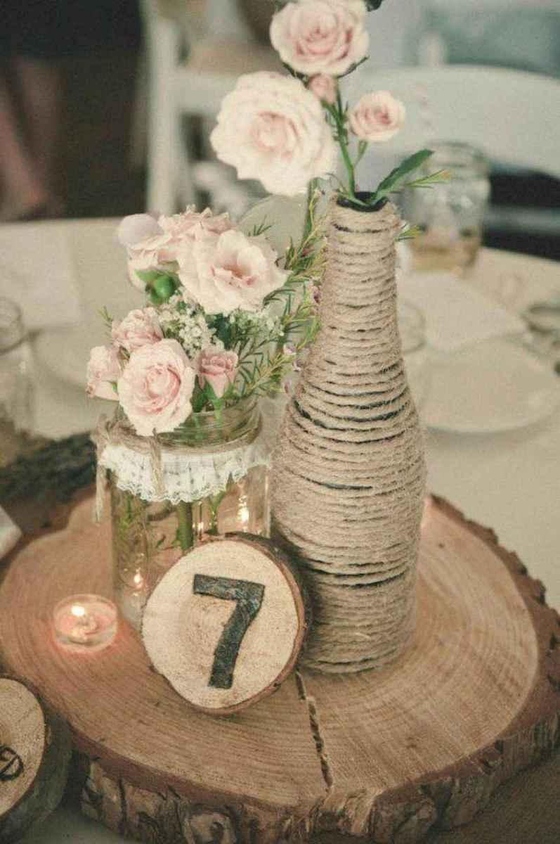 14 Simple and Easy Wedding Centerpiece Ideas