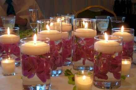 15 Romantic Tropical Wedding Ideas Reception Centerpiece
