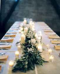 18 Beautiful Simple Winter Wedding Centerpieces Decor Ideas