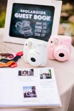 22 Memorable Bridal Shower Photo Book Ideas