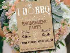 23 Inexpensive Engagement Party Invitations Ideas