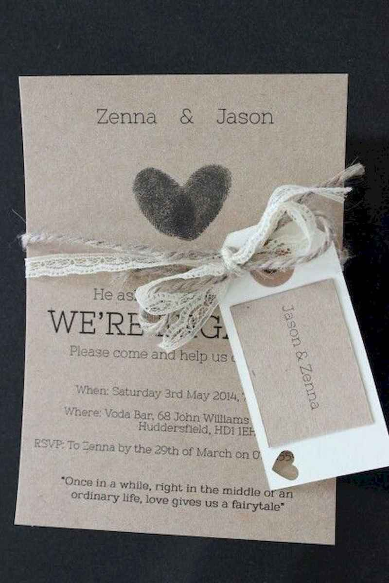 24 Inexpensive Engagement Party Invitations Ideas