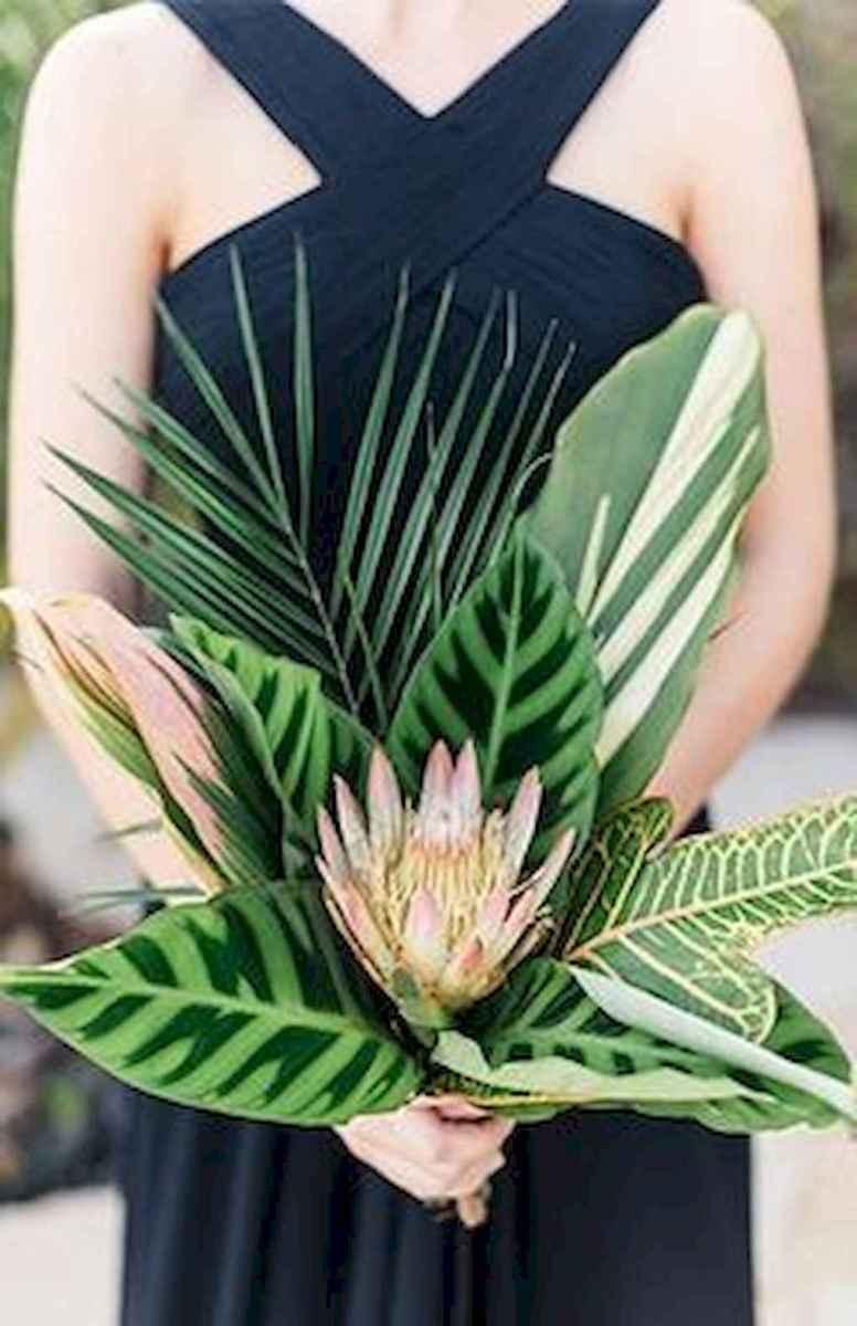 24 Romantic Tropical Wedding Ideas Reception Centerpiece