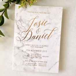 25 Inexpensive Engagement Party Invitations Ideas