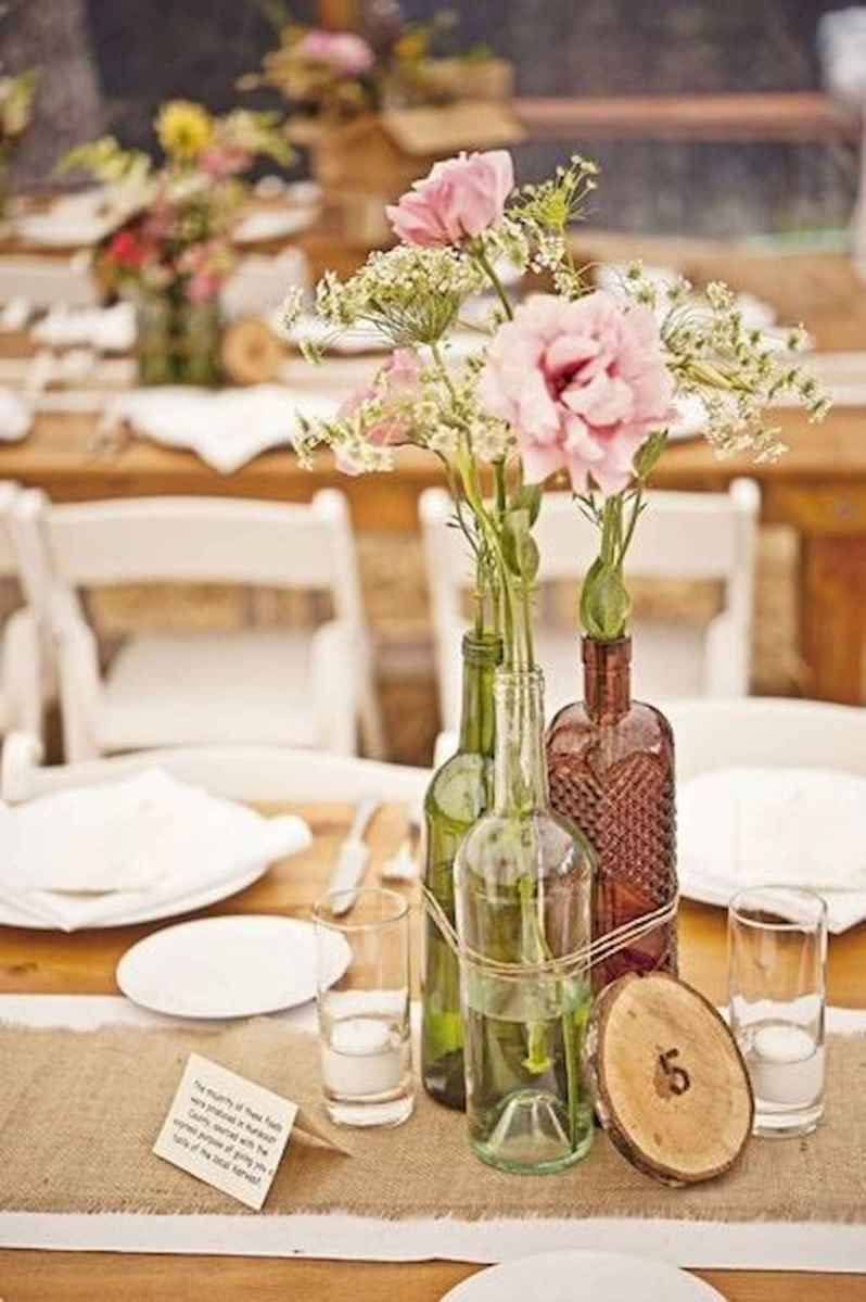 28 Simple and Easy Wedding Centerpiece Ideas