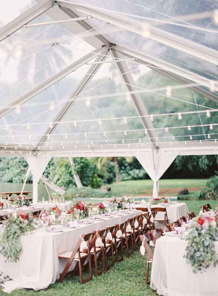 33 Romantic Tropical Wedding Ideas Reception Centerpiece